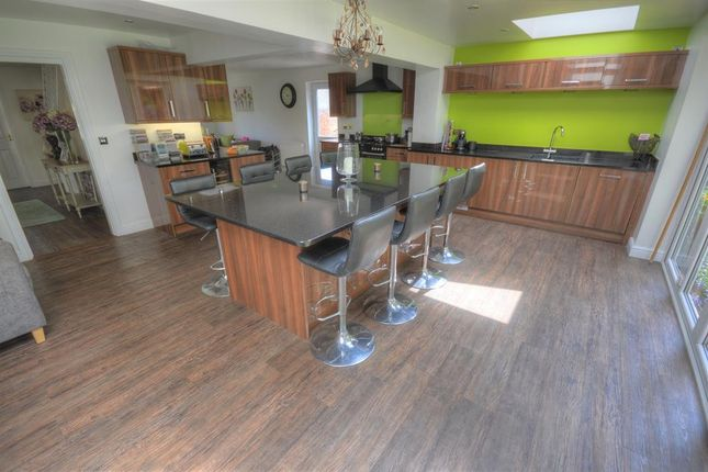 Kitchen of Lakeside, Primrose Valley, Filey YO14