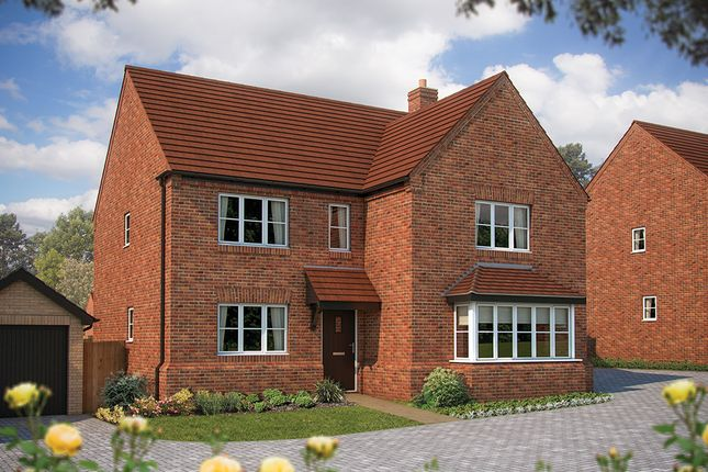 "Thumbnail Detached house for sale in ""The Arundel"" at Irthlingborough Road, Wellingborough"
