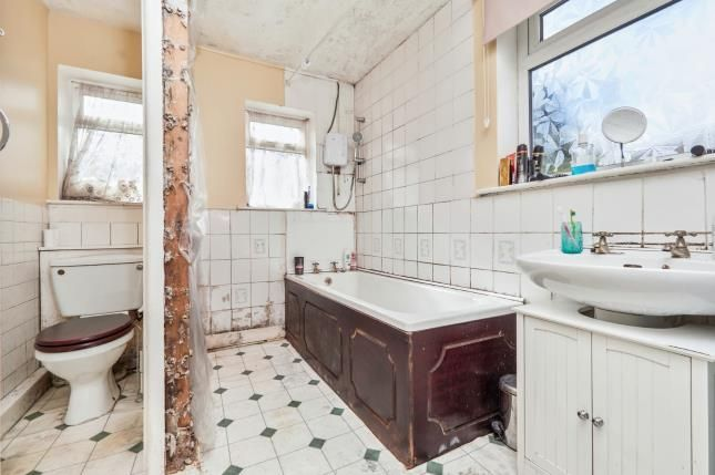 Bathroom of Vienna Road, Edgeley, Stockport, Cheshire SK3