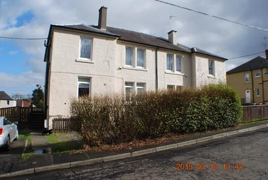 Thumbnail Flat to rent in Thompson Place, Coalsnaughton, Tillicoultry