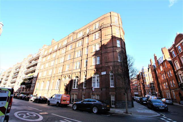 Front of 1 Ambrosden Avenue, London SW1P