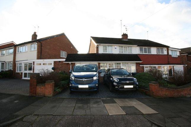 Thumbnail Semi-detached house to rent in Hough Road, Kings Heath, Birmingham