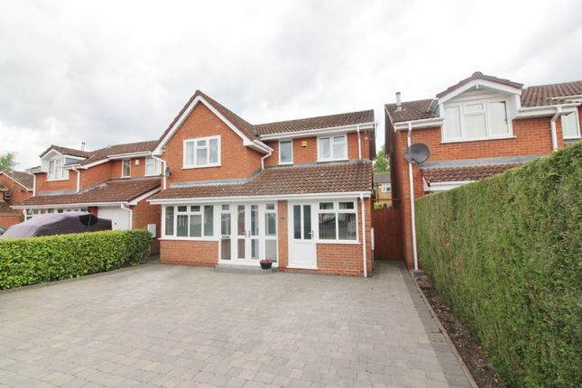 Detached house for sale in Buttermere Grove, Willenhall