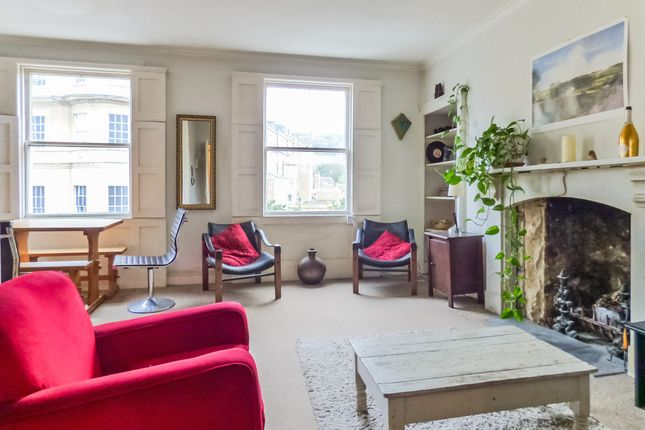 Living Room of Darlington Street, Central Bath BA2