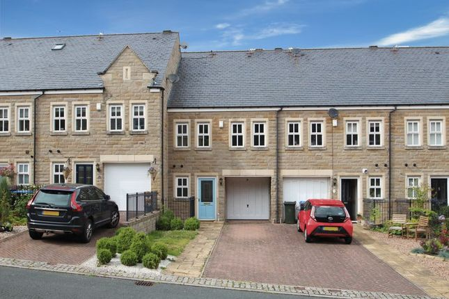 Thumbnail Terraced house for sale in College Drive, Ilkley