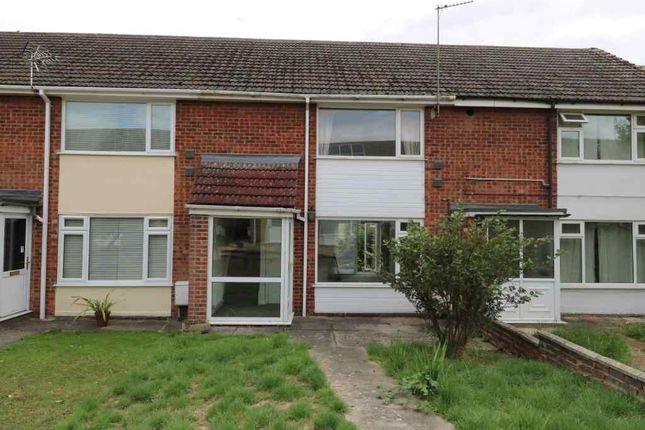 Thumbnail Terraced house to rent in Wimberley Way, South Witham, Grantham