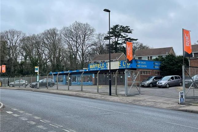 Thumbnail Land for sale in Mayfield Garage, Archery Road, Southampton, Hampshire