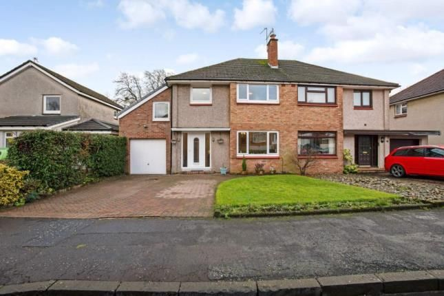 4 bed semi-detached house for sale in Bridgeway Road, Kirkintilloch, Glasgow, East Dunbartonshire G66