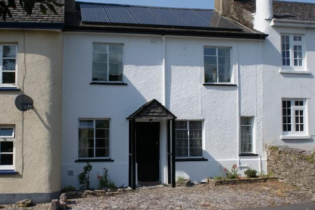 Thumbnail Cottage to rent in East Street, Ipplepen