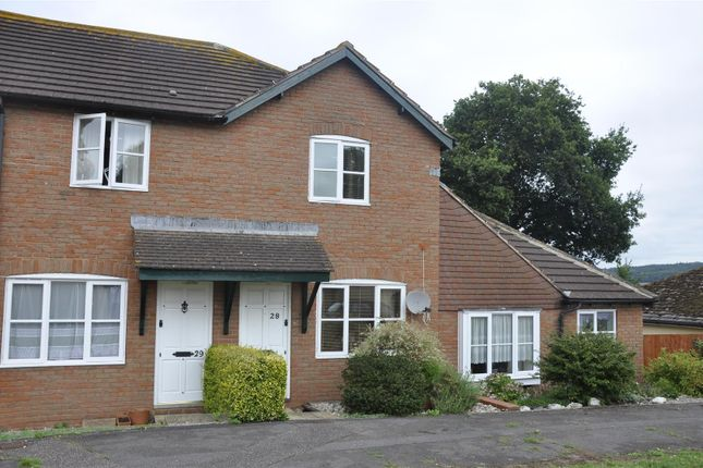 Thumbnail Terraced house to rent in Broadview, Broadclyst, Exeter