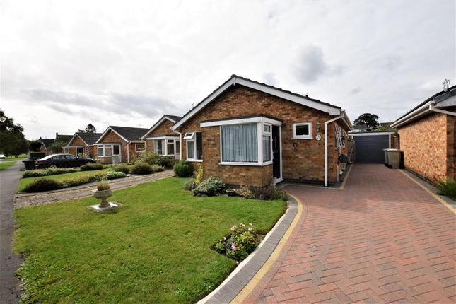 Thumbnail Detached bungalow for sale in Glebe Way, Oakham