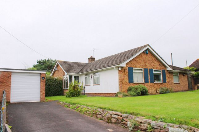 Thumbnail Detached bungalow for sale in Greenway, Monkton Heathfield, Somerset