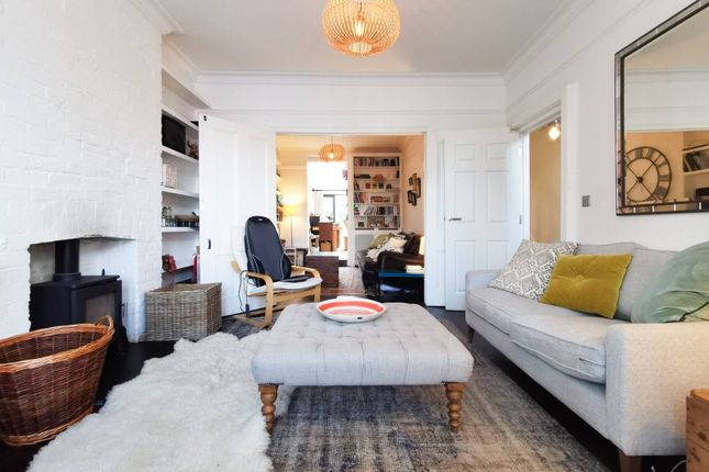 Thumbnail Terraced house to rent in Wightman Road, Harringay, London