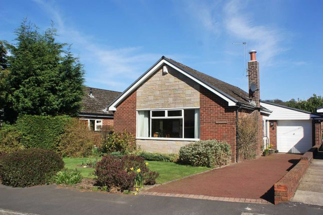 Thumbnail Detached bungalow for sale in Belmont View, Harwood, Bolton