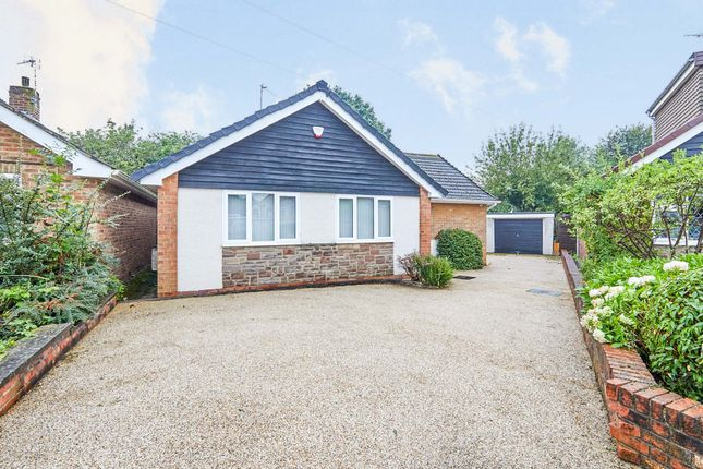 3 bed detached bungalow for sale in Whiteway, Allestree, Derby DE22