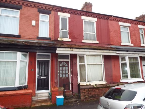 Front of Haydn Avenue, Manchester, Greater Manchester, Uk M14