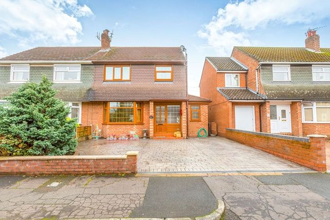 Thumbnail Semi-detached house to rent in Bankside Road, East Didsbury, Manchester