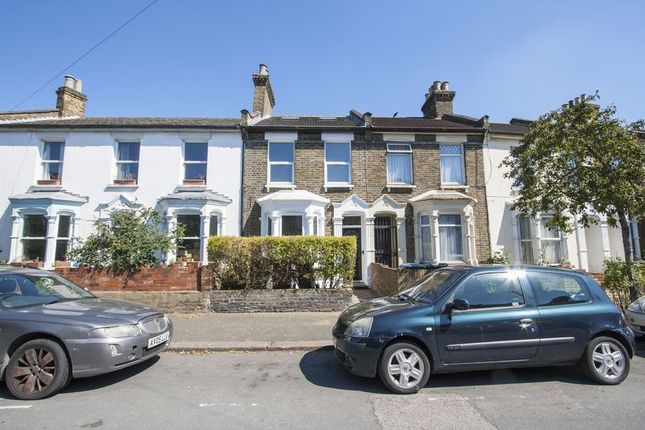 Thumbnail Terraced house to rent in Napier Road, Leytonstone, London