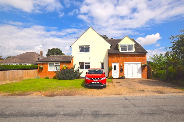 Thumbnail Detached house for sale in Windmill Road, Bradfield, Manningtree
