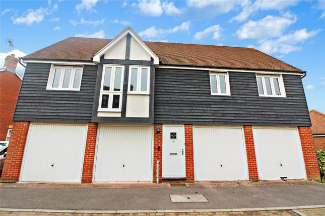 Thumbnail Flat for sale in Bergamot Close, Sittingbourne