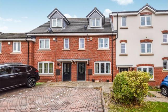 Thumbnail Terraced house for sale in Lake View Court, Erdington, Birmingham, West Midlands