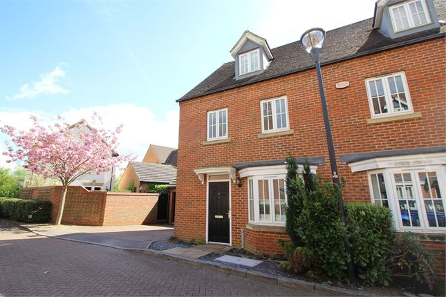 Thumbnail Semi-detached house to rent in Merman Rise, Oxley Park, Milton Keynes, Buckinghamshire