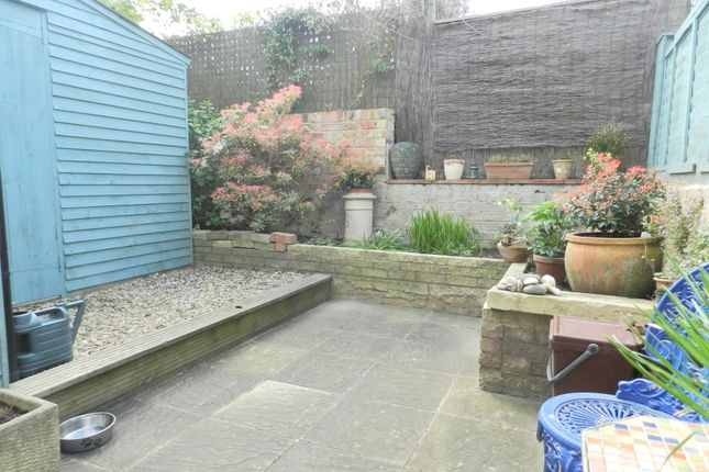 Rear Garden of Leighton Road, Cheltenham GL52