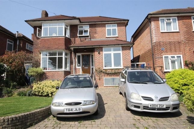 Thumbnail Detached house to rent in Brayton Gardens, Enfield