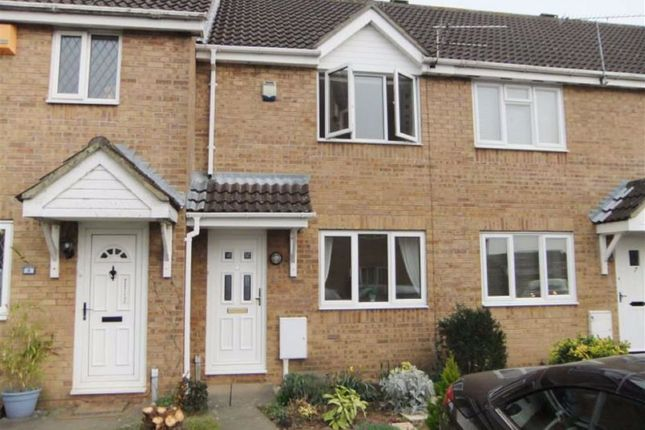 Thumbnail Terraced house to rent in Wetherby Court, Downend, Bristol