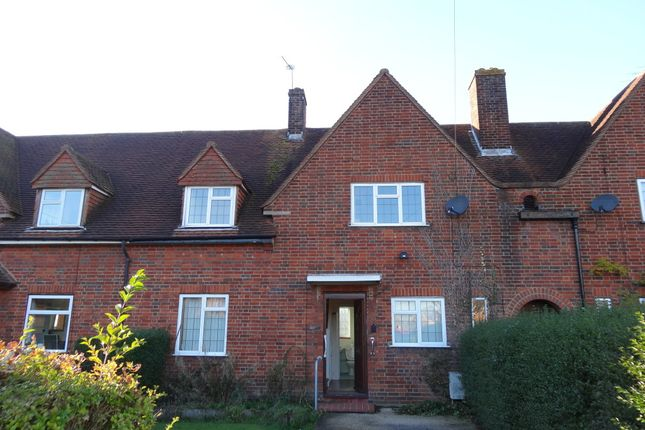 Thumbnail Terraced house to rent in Waller Road, Beaconsfield, Beaconsfield, Buckinghamshire