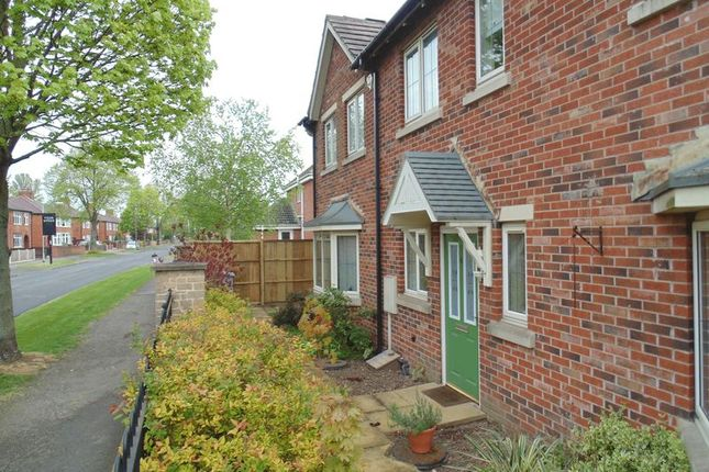 Thumbnail Semi-detached house to rent in Bevercotes Close, Newark