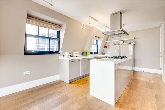 Kitchen of Parsons Green, London SW6