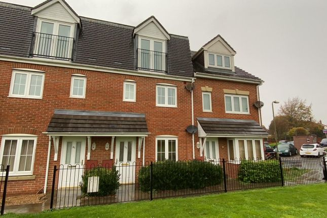 Thumbnail Maisonette to rent in Chadwick Way, Hamble, Southampton