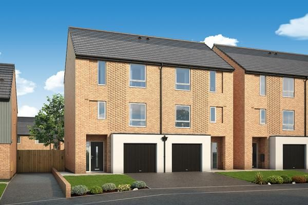 "4 bedroom property for sale in ""The Lilac At Chase Farm, Gedling"" at Arnold Lane, Gedling, Nottingham"