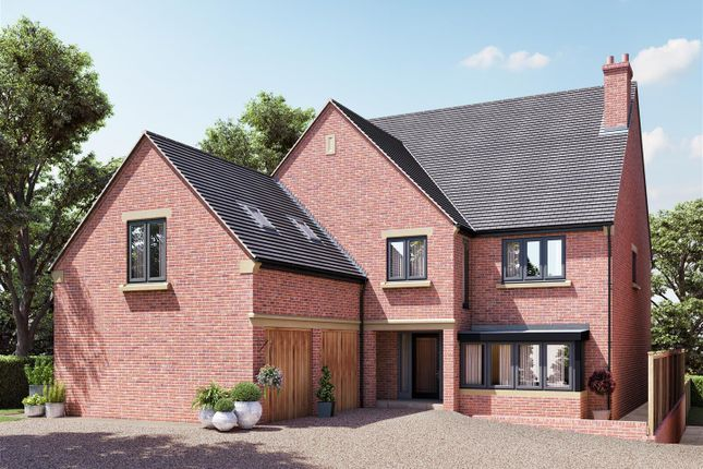 Thumbnail Detached house for sale in Lime House, Hazelwood Road, Duffield