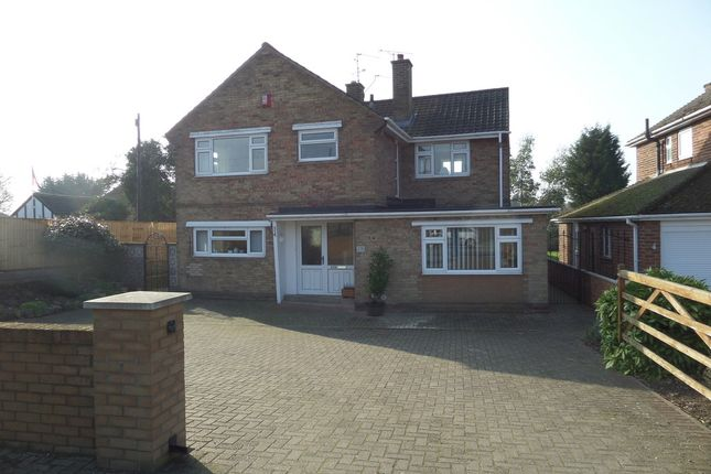 Thumbnail Detached house for sale in Lea Road, Gainsborough