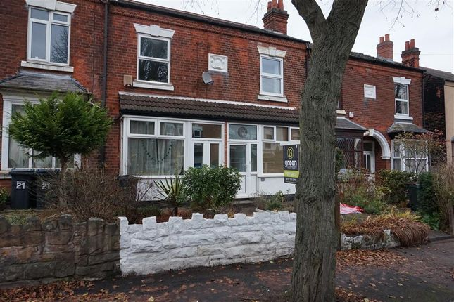 Thumbnail Terraced house for sale in Somerset Road, Erdington, Birmingham