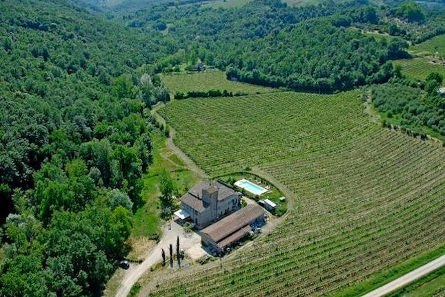 Thumbnail Country house for sale in Casale Il Mulino E La Torre, Florence, Tuscany, Italy
