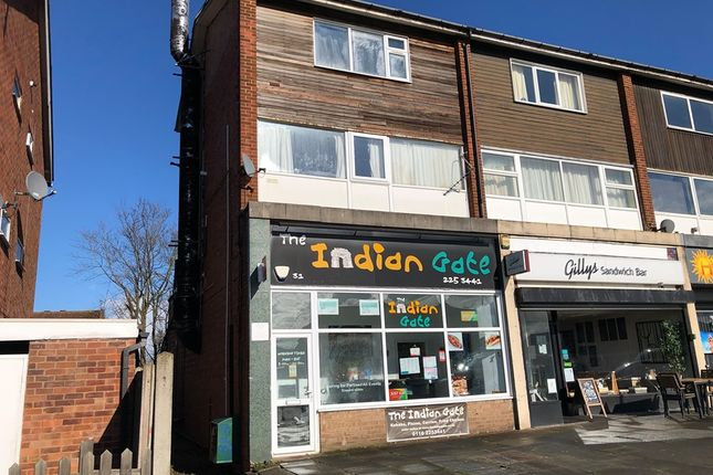 Retail premises for sale in Watergate Lane, Braunstone, Leicester