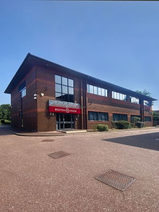 Thumbnail Office for sale in Boston House, Boston Drive, Bourne End