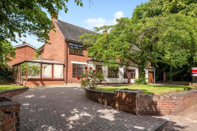 Thumbnail Detached house for sale in Butts Lane, Norton Canes, Cannock, Staffordshire