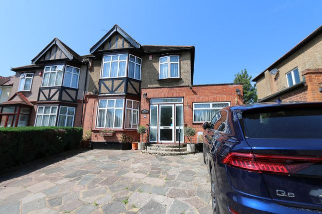 Thumbnail Semi-detached house for sale in Oxenpark Avenue, Wembley