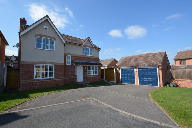 Thumbnail Detached house for sale in Thurso, Amington, Tamworth