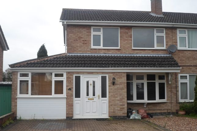3 bed detached house for sale in Windrush Drive, Oadby