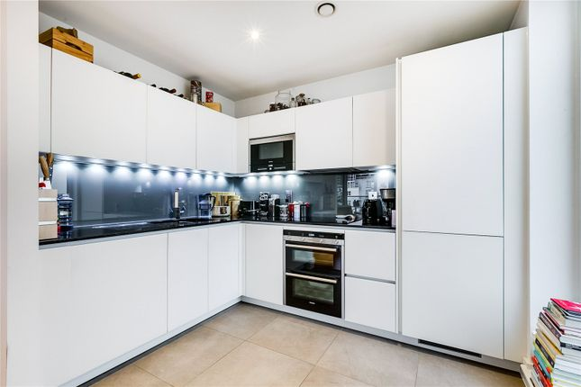 Kitchen of Ireton House, 3 Stamford Square, London SW15