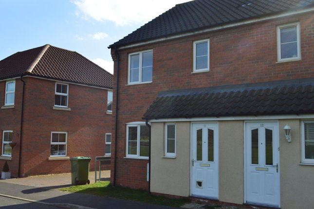 Thumbnail Property to rent in Maurecourt Drive, Brundall, Norwich