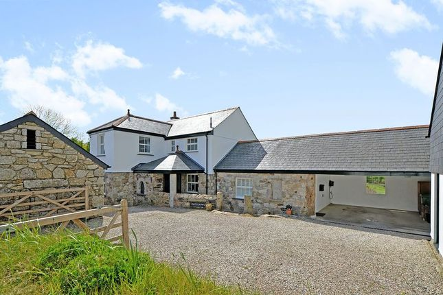 Thumbnail Detached house for sale in Luxulyan, Bodmin