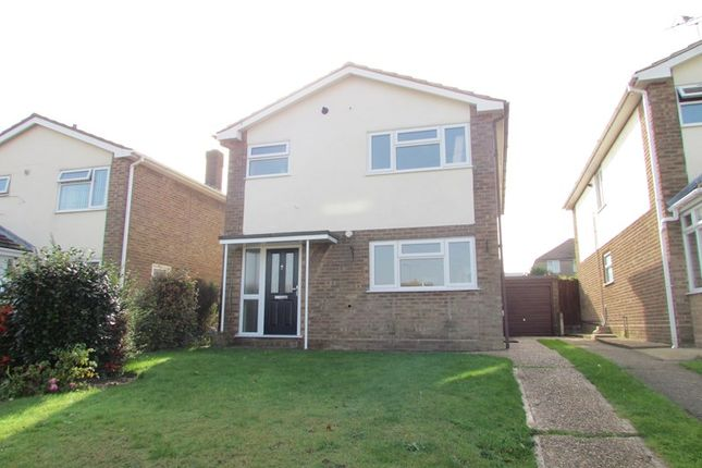 Thumbnail Detached house to rent in The Ridgeway, Dovercourt, Harwich