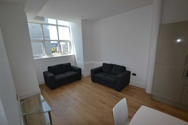 2 bed flat to rent in Pollard Street, Manchester