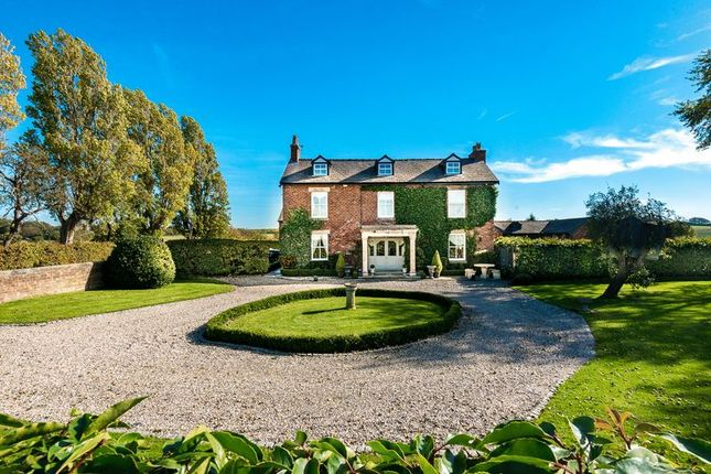 Thumbnail Detached house for sale in Cut Lane, Halsall, Ormskirk
